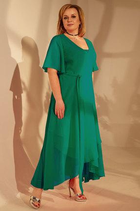 Платье Golden Valley 4684 зеленый