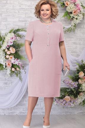 Платье Ninele 2251 пудра