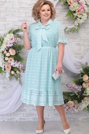 Платье Ninele 2256 светло-зелёный
