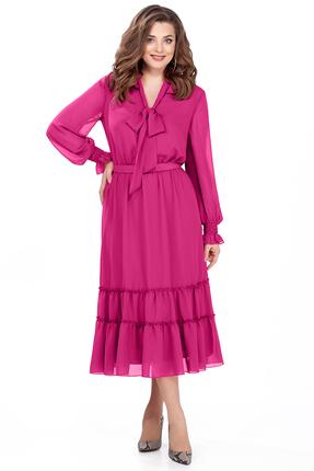 Платье TEZA 157 фуксия