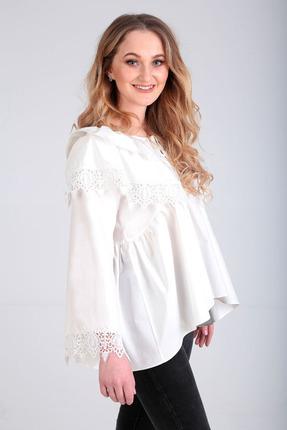 Блузка Таир-Гранд 62380 белый