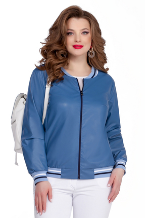 Куртка TEZA 642 синий