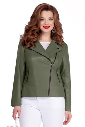 Куртка TEZA 948 зеленый