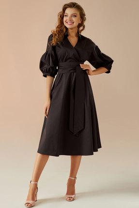 Платье Andrea Fashion AF-8 черный
