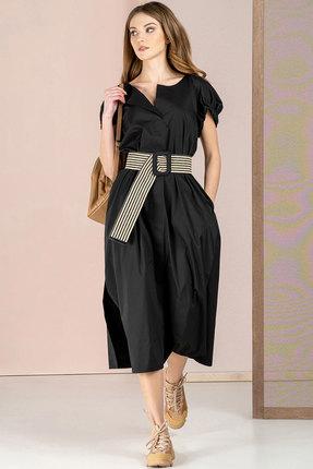 Платье Deesses 1052 черный thumbnail