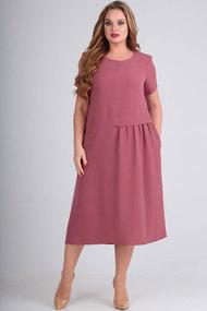 Платье Elga 01-601 сиреневый