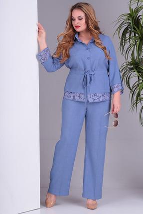 Комплект брючный SandyNa 13677 джинс