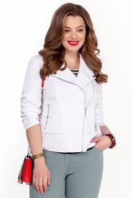 Куртка TEZA 1238 молочный