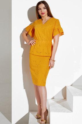 Комплект юбочный Lissana 4063 медовый
