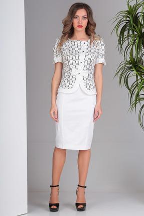 Комплект юбочный SandyNa 13697 белый