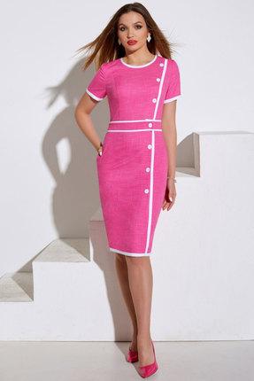 Платье Lissana 4047 розовый