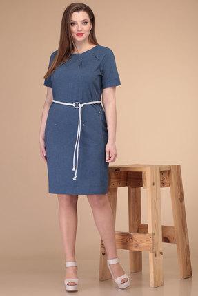 Платье Danaida 1868 синий