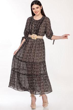 женское вечерние платье lakona, черное