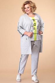Спортивный костюм Romanovich style 3-2004 серые тона