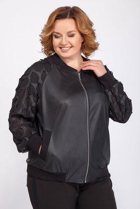 Куртка Belinga 1603 чёрные тона