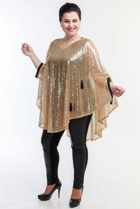 Комплект брючный Belinga 2016 золото с черным