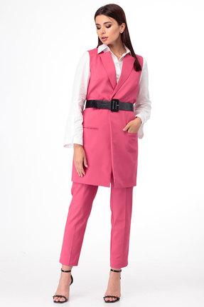 Комплект брючный Anelli 291.1 розовый