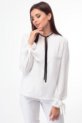 женская блузка anelli, белая