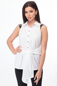Блузка Anelli 825 белый