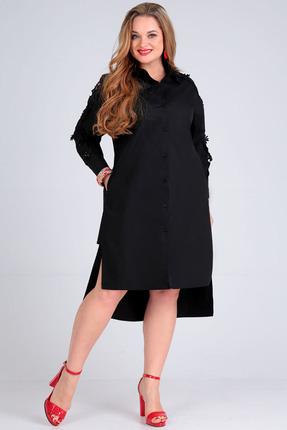 Платье Таир-Гранд 6547 черный
