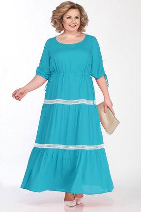 Платье Lady Secret 3648 бирюзовый