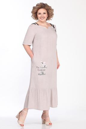 Платье Matini 31333 розовый