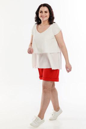 женские шорты belinga, красные