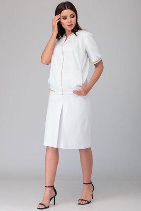 Комплект юбочный Anelli 631 белый