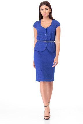 Комплект юбочный Anelli 154 синий