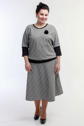 Комплект юбочный Belinga 3004 серый