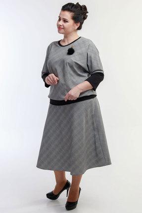 Юбка Belinga 4006 серый