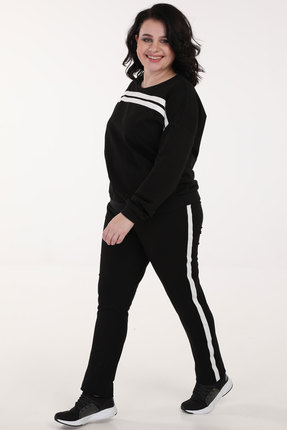 Спортивные штаны Belinga 4011 черные тона