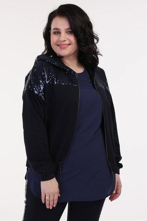 женская куртка belinga, черная