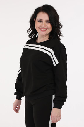 женская кофта belinga, черная