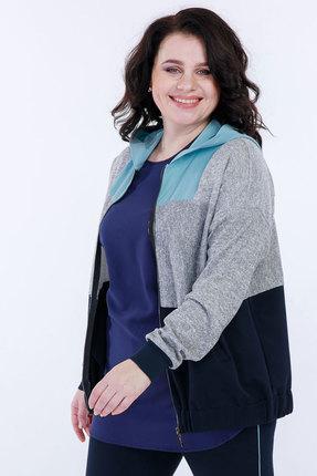 женская куртка belinga, синяя