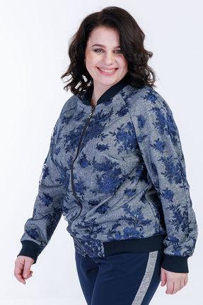 женский джемпер belinga, синий