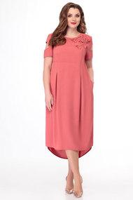Платье БелЭкспози 1195 коралл