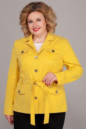 Жакет Emilia 406/1 желтый