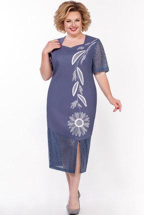 женское джинсовые платье lakona