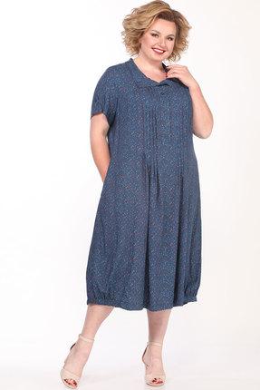 Платье Bonna Image 256 синий