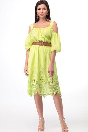 Платье Bonna Image 414 салатовый