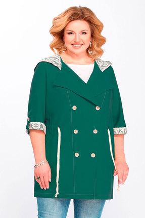 Куртка Matini 21279 зеленые тона