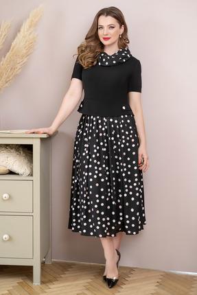 Комплект юбочный ЮРС 20-398-1 черный