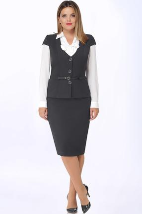 Комплект юбочный LeNata 31921 серый