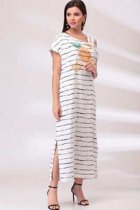 Платье Bonna Image 1022 белый