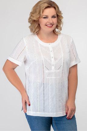Блузка СлавияЭлит 469 белый