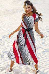 Платье Vittoria Queen 10013 мультиколор