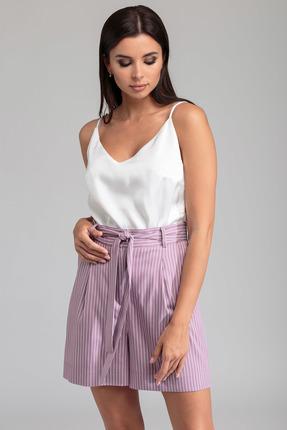 женские шорты sandyna, розовые