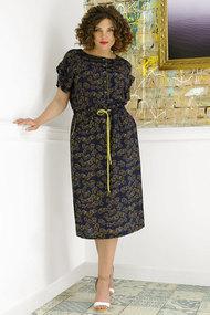 Платье Avanti Erika 995-2 синий