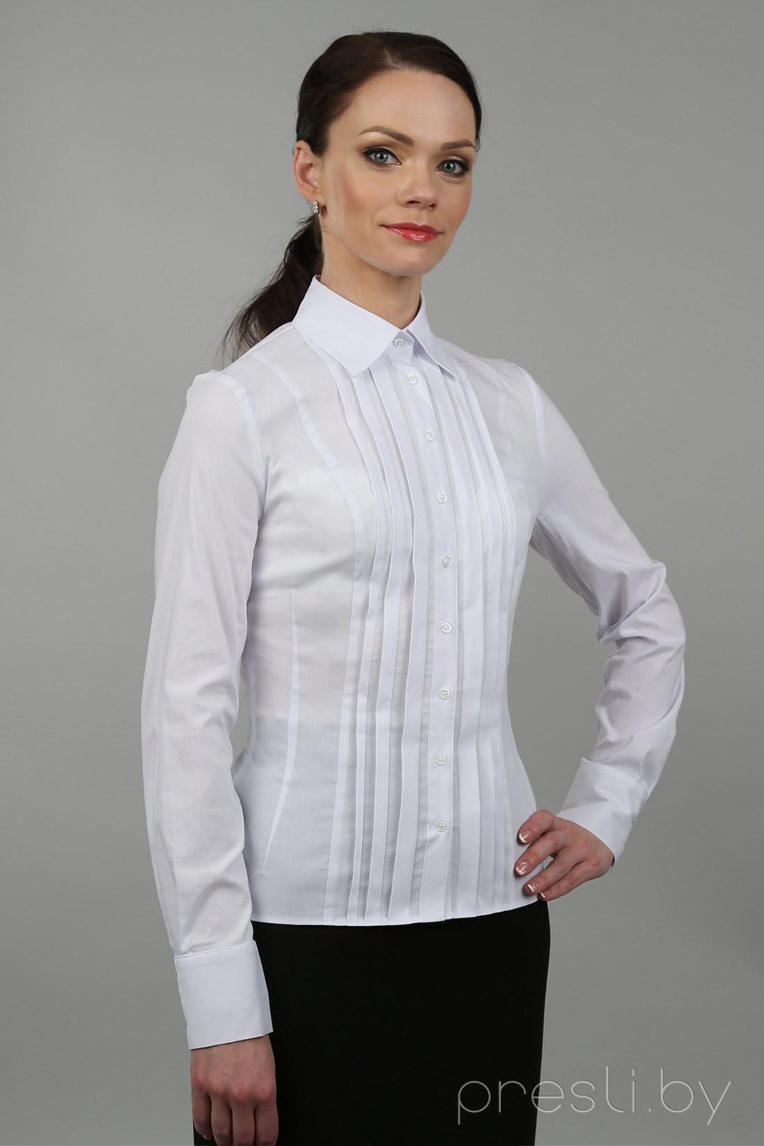 Блузка Blauz 1675 белый